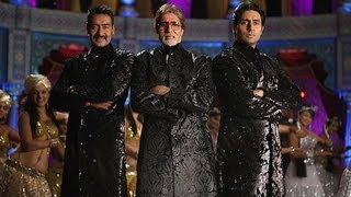 Bol Bachchan Song Ft. Amitabh Bachchan, Abhishek Bachchan, Ajay Devgn