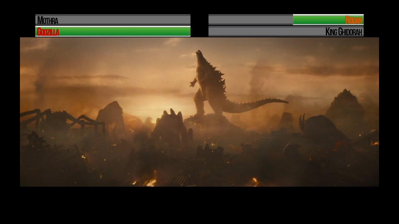 Download Godzilla v King Ghidorah...with healthbars (Part 3)