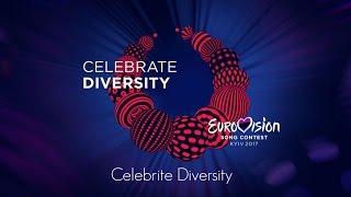 MC Eurovision Song Contest 2017 - Celebrate Diversity