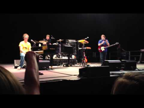 Ben Folds Five - Song For The Dumped - LIVE In Central Park 9/14/2012