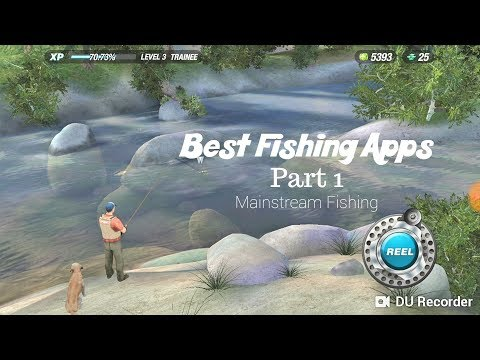 My Favorite Mobile Fishing Games: Mainstream Fishing