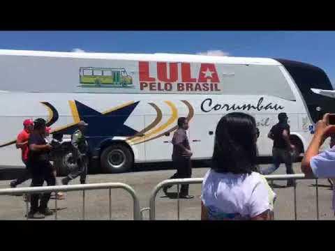 Lula chega ao Piauí para visita