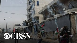 Israeli-Palestinian tensions remain high following cease-fire