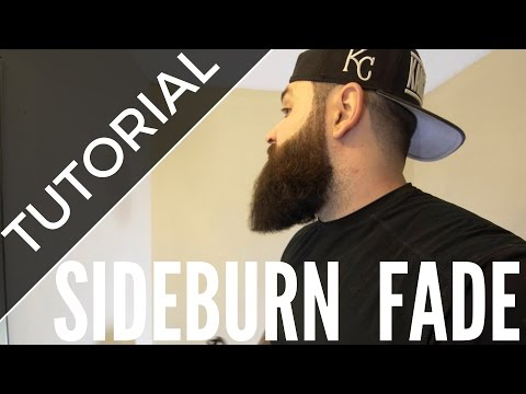 Thumbnail: How to fade your sideburns into your beard | Tutorial