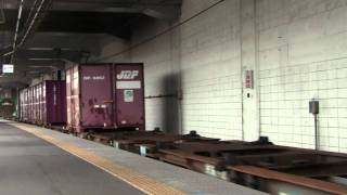 Video (貨物列車)高速貨物2081列車(吹)EF210-144 download MP3, 3GP, MP4, WEBM, AVI, FLV Desember 2017