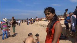 Calangute Beach Goa India