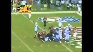 INSANE Comeback Colts vs Bucs 2003