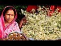 Neem Flower Pakora Recipe | Neem Fuler Bora | Indian Style Food Recipe | Village Food