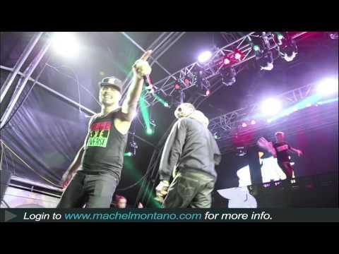 Major Lazer & Snoop Lion on stage in Australia | Sound Bang Dance | Soca 2014 | MachelMontanoMusic