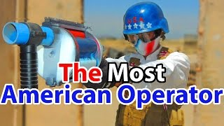 The Most American Operator EVER!