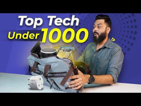Top 5 Best Tech Gadgets Under Rs.1000 ⚡ February 2021