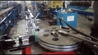Video ETM 76 Garage door J profile