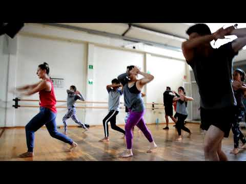AcroModernLab |intensive acrodance workshop | Mexico 2018