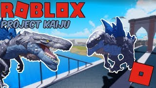 Roblox Project Kaiju - ZILLA THE MIGHTY JUMPER! (Zilla Early Access)