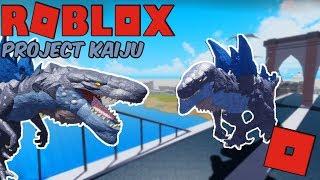 Roblox Proyecto Kaiju - ZILLA THE MIGHTY JUMPER! (Acceso anticipado de Zilla)