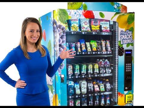 Triple Profit Healthy Vending Machine