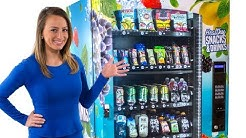 Triple Profit Healthy Vending Machine