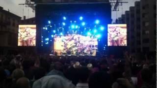 Carlos Santana - Maria Maria live @ moon and stars locarno