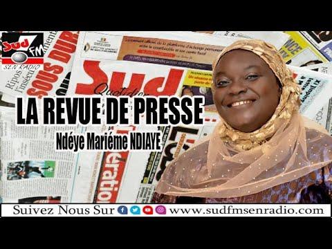 REVUE DE PRESSE DU 05 MAI 2021 NDEYE MARIEME NDIAYE