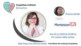 Bate Papo com Monica Xavier e Simone Galvão
