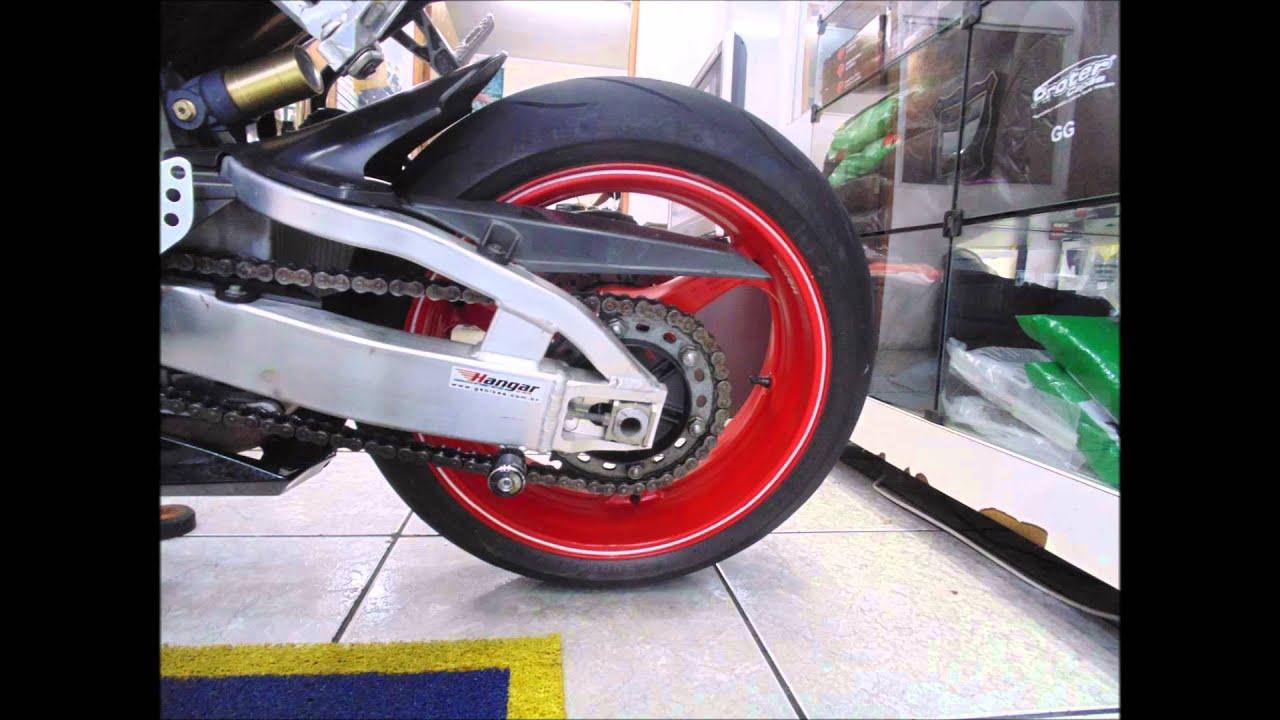 Revisao de moto
