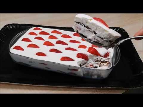 tiramisu-aux-fraises-sans-Œufs-trop-facile-(cuisine-rapide)