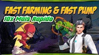 Fast Farming & Fast Pump (Glitch) Creative Destruction Desconstrutor 10x Fast