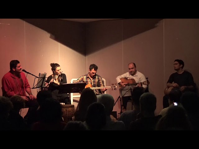 Bridge Ensemble's first concert (2015)