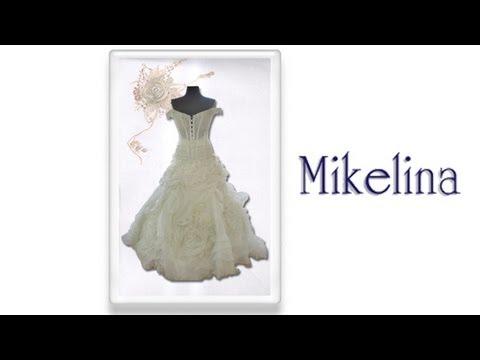 Μικελίνα-  Γάμος - Νυφικά,Λαμπάδες,Μπομπονιέρες