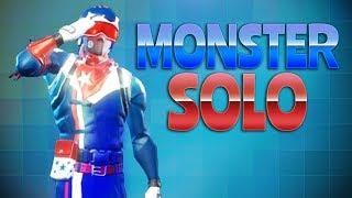MONSTER SOLO (Fortnite Battle Royale)
