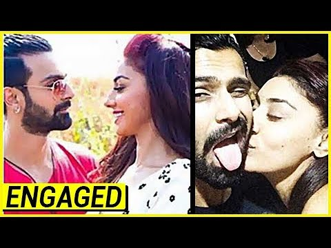 Ashmit Patel Gets ENGAGED To Long Time Girlfriend Mahek Chahal