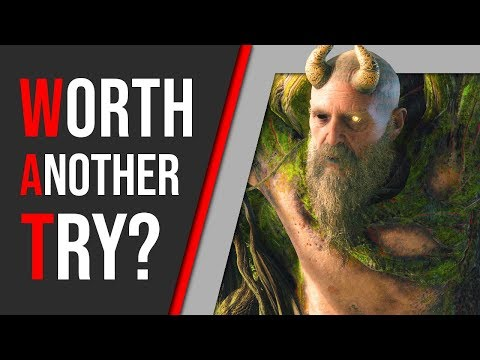 GOW Is Worth A Second Playthrough And Here's Why