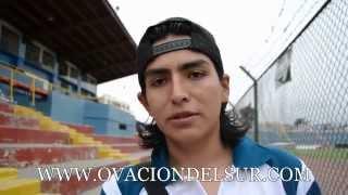 Copa Peru 2014 - Tony Vidal, jugador de San Francisco - Liga del Cercado - 08/03/2014