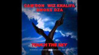 Cam'ron-Touch the sky ft Wiz Khalifa & Smoke DZA