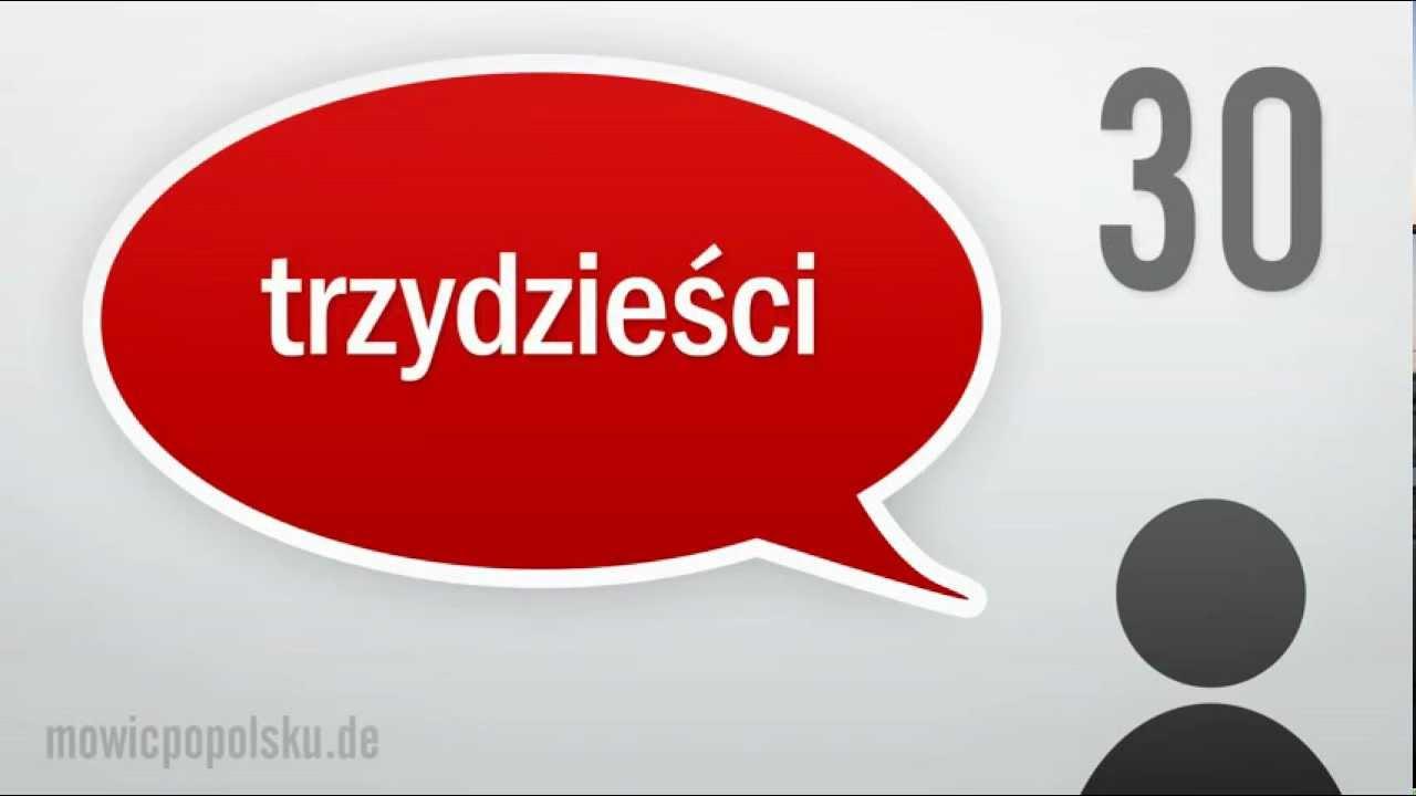 Polnische Zahlen 1 100