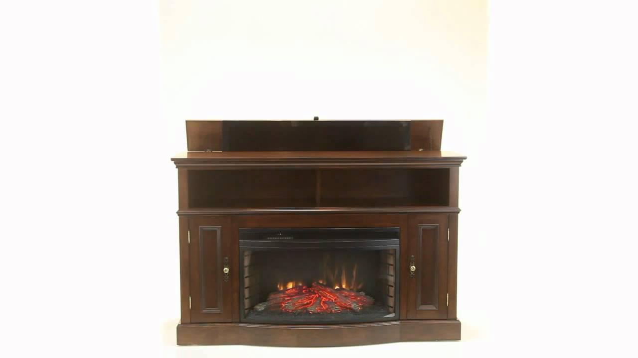 huntington fireplace tv lift