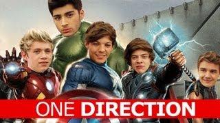 One Direction Nuevo Disco y Comics Propios!!!!