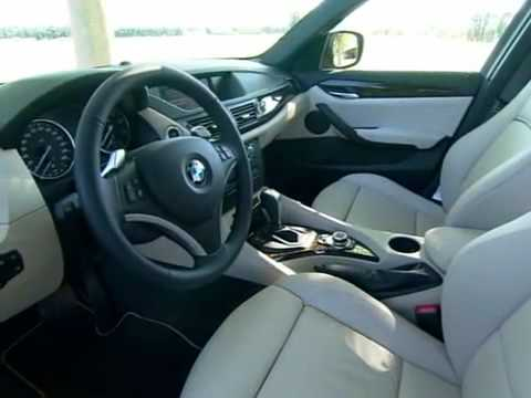 2011 bmw x1 interior youtube. Black Bedroom Furniture Sets. Home Design Ideas