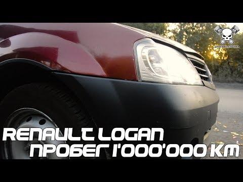 Фото к видео: Renault Logan Пробег 1 000 000 км