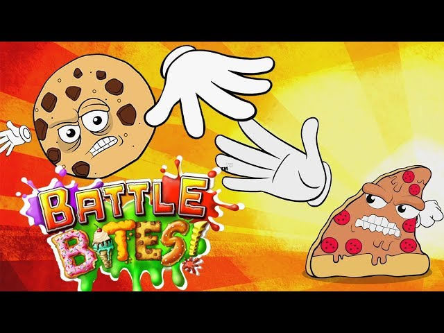 The Flavor Fiasco | Battle Bites | Kids Cartoon | Fun Videos For Toddlers | Kids Tv