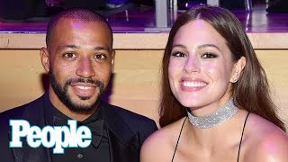 Ashley Graham On How Her Family Struggled To Accept Husband Justin Ervin | People NOW