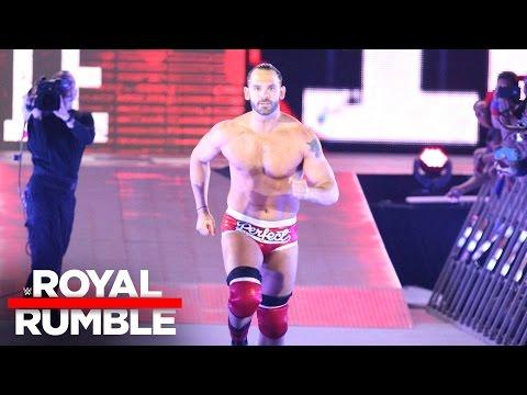 Tye Dillinger is a surprise Royal Rumble Match entrant: Royal Rumble 2017