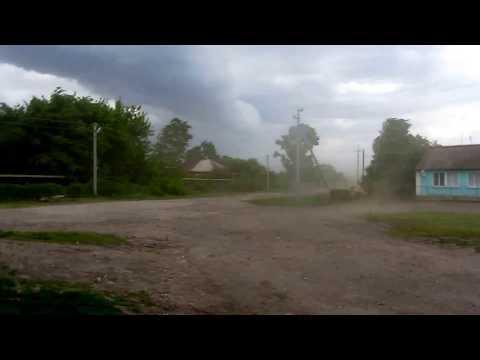Ураган в Тамбовской области