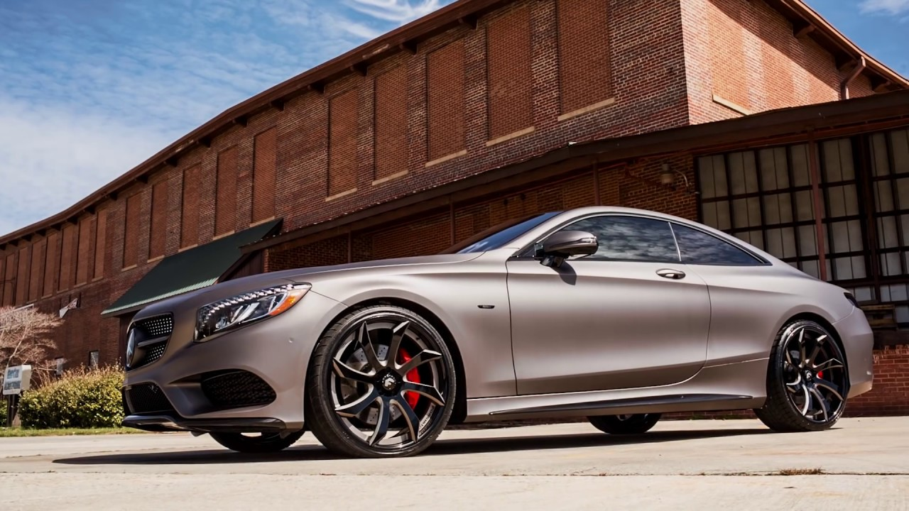 "Mercedes Of Portland >> 2015 Mercedes s550 Coupe Edition 1 | 22"" Forgiato Wheels 