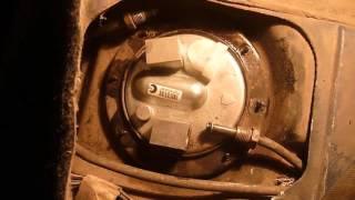 видео Бензонасос Ваз 2109 инжектор