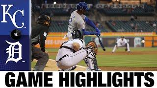 Royals vs. Tigers Game Highlights (4/23/21) | MLB Highlights