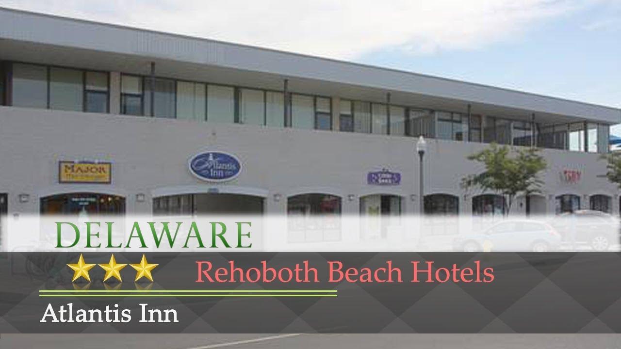 Atlantis Inn Rehoboth Beach Hotels Delaware