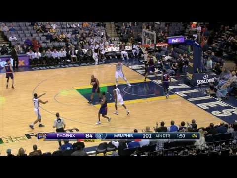Phoenix Suns at Memphis Grizzlies - February 8, 2017