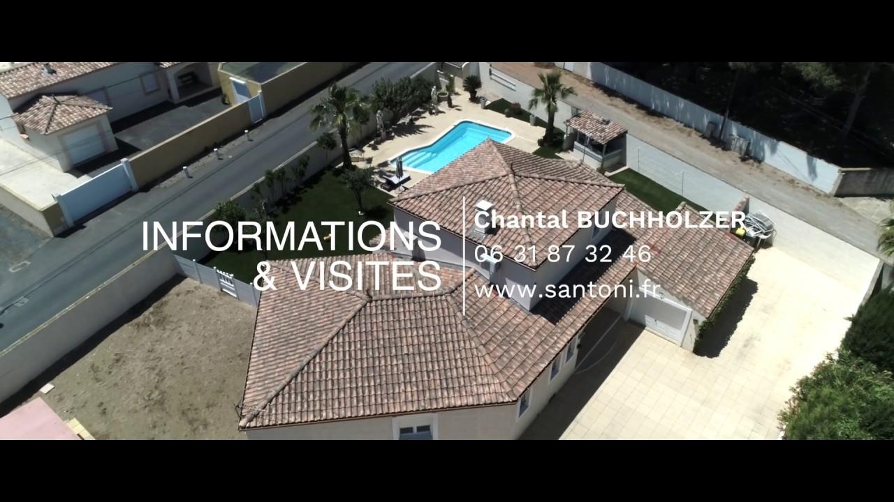 Vidéo promotionnelle d'un bien immobilier - Sol et drone