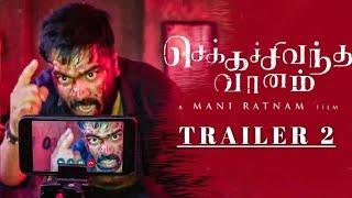 Chekka Chivantha Vaanam Official Trailer 2 Reaction   Simbu, Mani Ratnam   AR Rahman   CCV Trailer 2